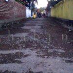 Belasan Tahun Jalan di Lewirato ini tidak Diaspal