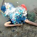 Seorang Kakek Ditemukan Tewas Dililit Jaring Ikan