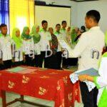 Pengurus DPC Patelki Kota dan Kabupaten Bima Dilantik