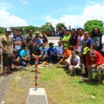 Road Runners MC Bikin Monumen Alm. Dedy Hidayat di Doro Ncanga