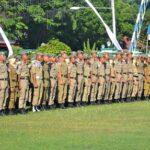 Praja IPDN Kunjungi Bakesbangpol