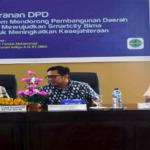 PUSMAJA Gelar Diskusi Publik, Wakil Ketua DPD RI Dihadirkan