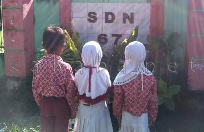 SDN 67 Kota Bima. Foto: Eric