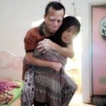 Suami Lumpuh, Sri Jadi Tulang Punggung Keluarga