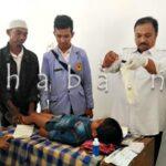 Mahasiswa Poltekes Mataram Gelar Sunatan Massal