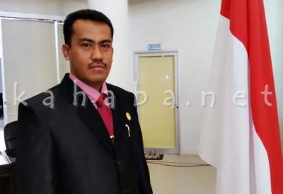 Wakil Ketua Pansus LKPJ Anggaran 2015, M. Irfan. Foto: Bin