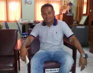 Wakil Ketua Tim Pemenangan Dinda Dahlan, A. Heris