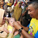 Pencanangan PIN Polio Tingkat Kota Bima Digelar