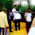 Wawali Bima Silaturahmi Dengan Warga Kendo