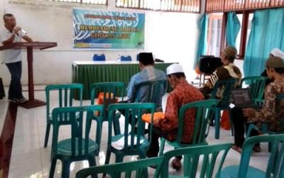 Wawali saat menyampaikan sambuta pada acara HTI. Foto: Ady