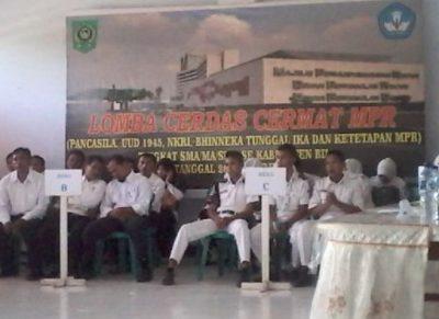 LCC di Kabupaten Bima. Foto: Ady
