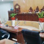 Anggota DPRD Kota Bima Laporkan Hasil Reses