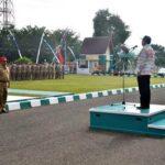 Praktek Lapangan Praja IPDN Kampus NTB di Kota Bima, Berakhir