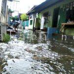 Hujan Hadir, Kelurahan Tanjung Tetap Banjir
