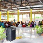 Bupati Bima Silaturahmi dengan Masyarakat Parado