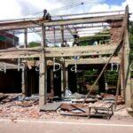 PN Raba Bima Eksekusi Rumah di Rabadompu Timur