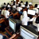 Lima Sekolah Laksanakan UN Berbasis Komputer