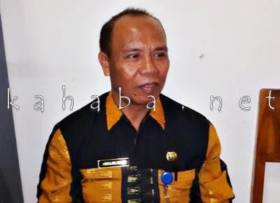 Kabid Aset DPPKAD, Abdillah. Foto: Bin