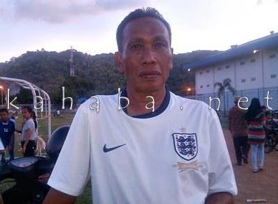 Kabid Pemuda dan Olahraga Dinas Dikpora Kota Bima, H. Muhtar. Foto: Eric