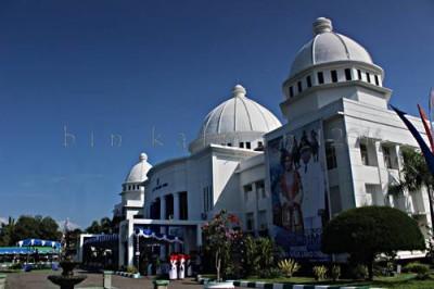 Kantor Pemerintah Kota Bima. Foto: Bin