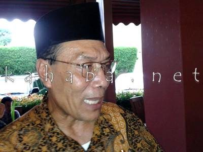 Kanwil Kementrian Agama Provinsi NTB Sulaiman Hamid. Foto: Noval