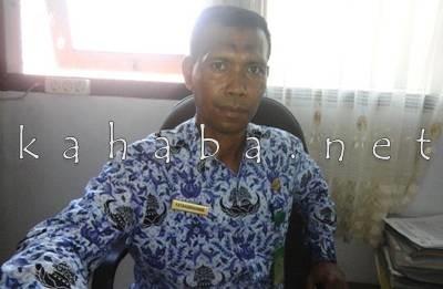 Kasi Kurikulum Bidang Dikmen Dinas Dikpora Kabupaten Bima Fatahurrahman. Foto: Ady