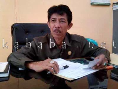 Kepala BP4K Kabupaten Bima, Abdollah. Foto: Eric