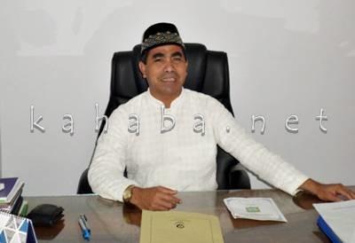 Kepala DKPP Kota Bima, H. Fakhrunraji. Foto: Deno