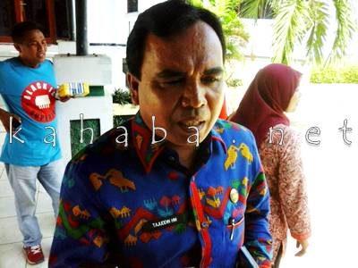 Kepala Dinas Dikpora Kabupaten Bima, Tajudin. Foto: Ady