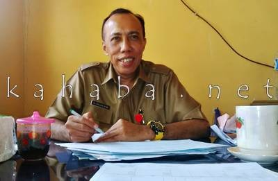 Kepala Dinas Dukcapil Kabupaten Bima, Andi Sirajudin. Foto: Bin