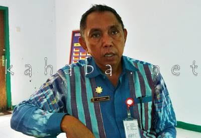 Kepala Dinas Kesehatan Kota Bima H. Azhari. Foto: Bin