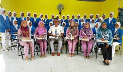 Mahasiswa Akbid Surya Mandiri Bima, Praktek ke Bali. Foto: Eric