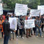 Mahasiswa Demo Soal Program KUBe yang tidak Transparan
