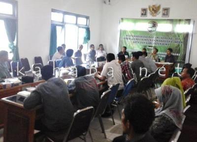 Musda KAHMI Kota dan Kabupaten Bima. Foto: Ady
