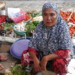 Jokowi ke Pasar Amahami, Pedagang Rugi