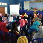 Cegah Penyakit, Dikes dan Pertamina Latih Kader Kelurahan
