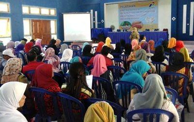 Pelatihan Kader Kelurahan. Foto: Ady