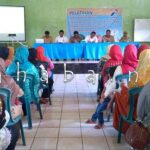 150 Kader Kesehatan di Kecamatan Rasanae Barat Dilatih