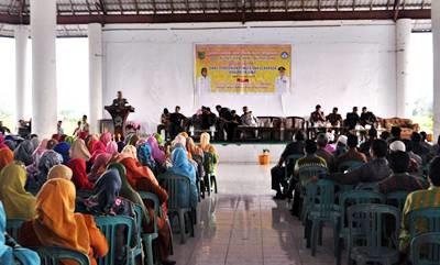 Pembinaan jajaran Dikpora. Foto: Hum