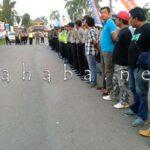 300 Personil TNI Polri Amankan HUT Kota Bima