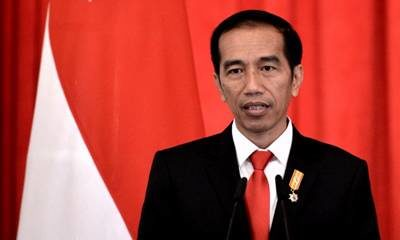 Presiden RI Joko Widodo. Foto: news.okezone.com
