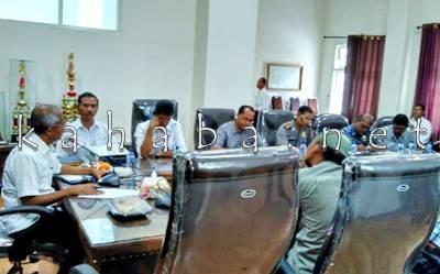 Rakor yang digelar Bakesbangpol besama Komunitas Intelijen Daerah. Foto: Eric