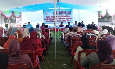 Reses Anggota DPRD Kota Bima di Kelurahan Nae. Foto: Eric