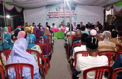 Reses Anggota DPRD Kota Bima di Kelurahan Pane. Foto: Eric