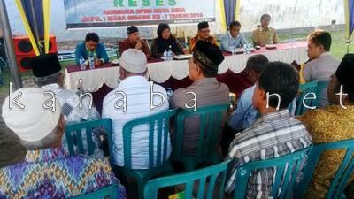 Reses DPRD Kota Bima Dapil I di Kelurahan Melayu. Foto: Bin