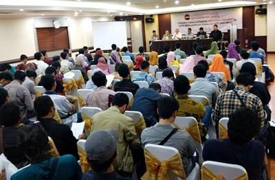 Seminar Terorisme dan Stabilitas Daerah yang digelar Satgas Bima Jakarta. Foto: Dzulhijjah