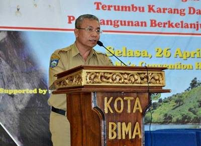 Wakil Walikota Bima H. Arahman H. Abidin. Foto: Hum