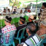 Dewan Dapil III Paparkan Hasil Kerja dan Serap Aspirasi di Rontu