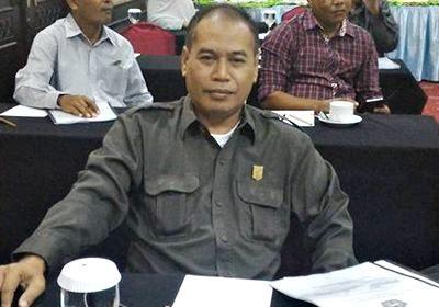 Anggota DPRD Kota Bima Anwar Arman.