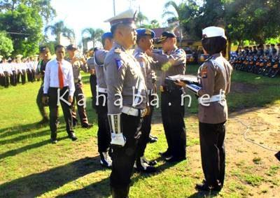 Apel Operasi  Patuh Gatarin 2016. Foto: Deno